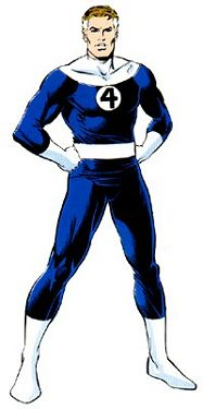 Reed Richards- Mr. Fantastic